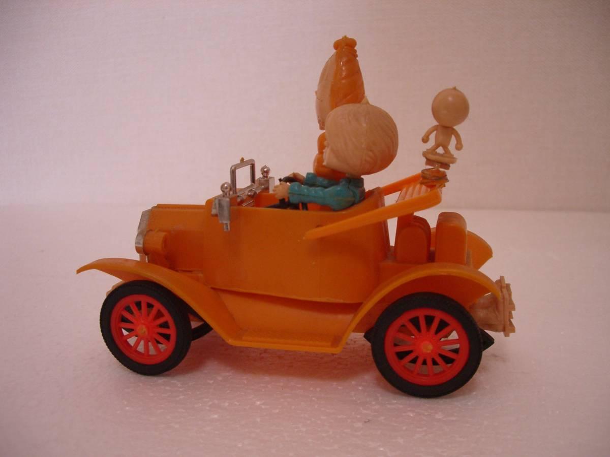 ゲゲゲの鬼太郎 妖怪自動車 初版と復刻版 イマイ IMAI 検 鉄腕アトム 鉄人28号_画像4