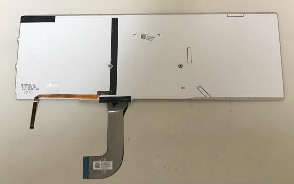 ☆新品 SONY VAIO NSK-SE4BF DS (9Z.N6CBF.70J)バックライト付き 日本語キーボード シルバー_画像2