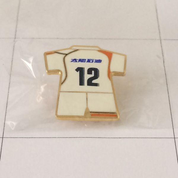 【新品】愛媛FC ユニフォーム ピンバッチ(2006年 2nd)