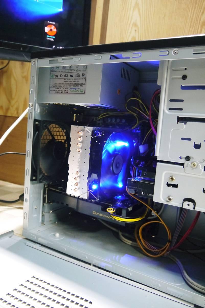 ★自作PC★ i7 2600K メモリー 8GB//新SSD120GB+HDD1TB/GTX550Ti//Windows10/★_画像4