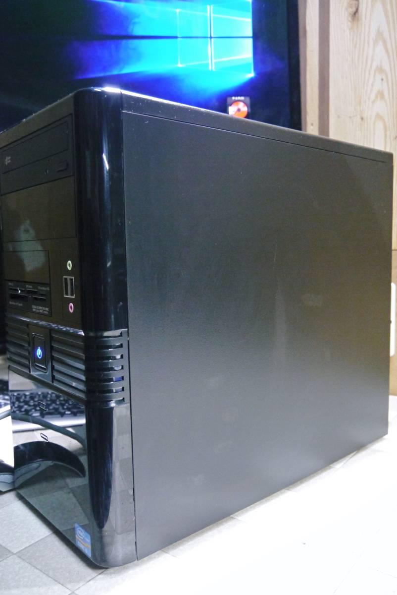 ★自作PC★ i7 2600K メモリー 8GB//新SSD120GB+HDD1TB/GTX550Ti//Windows10/★_画像7