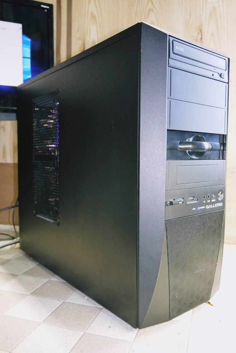 ★自作PC★ i7 2600 メモリー 8GB//新SSD128GB+HDD2TB/HD6970/Windows10/720W電源★_画像3