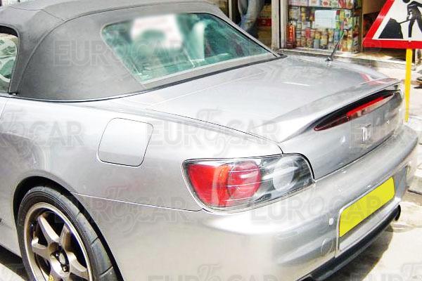 ホンダ S2000 リア トランクスポイラー OE型 未塗装 ABS_画像10
