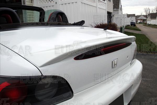 ホンダ S2000 リア トランクスポイラー OE型 未塗装 ABS_画像8