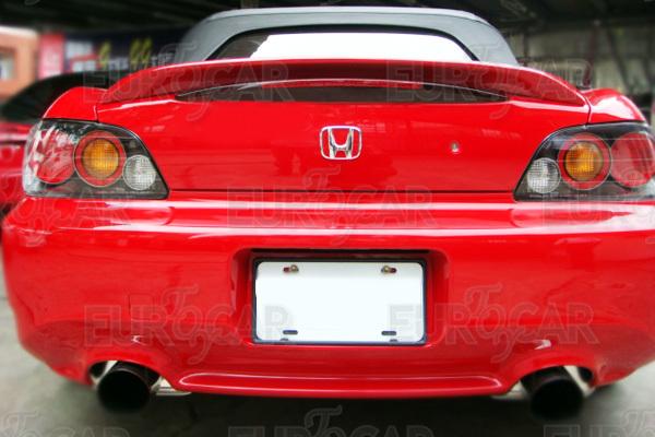 ホンダ S2000 リア トランクスポイラー OE型 未塗装 ABS_画像4