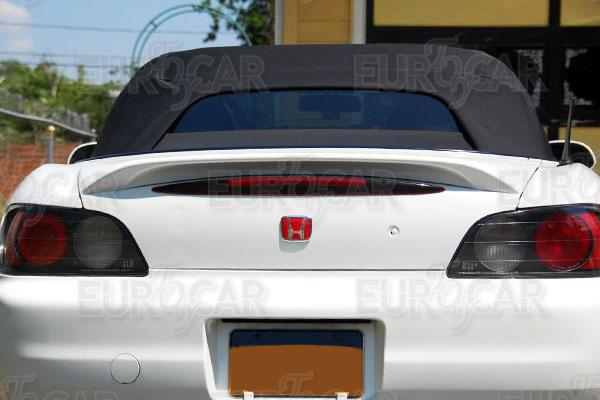 ホンダ S2000 リア トランクスポイラー OE型 未塗装 ABS_画像9
