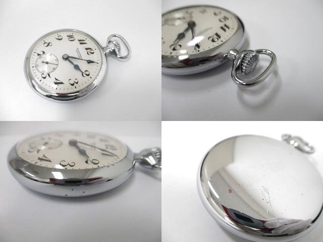 SEIKOSHA PRECISION セイコー プレシジョン 手巻き 懐中時計 精工舎? アンティーク_画像3