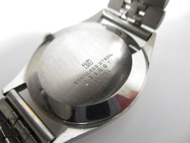 SEIKO セイコー S MARVEL マーベル 17石 手巻き 腕時計 アンティーク_画像2