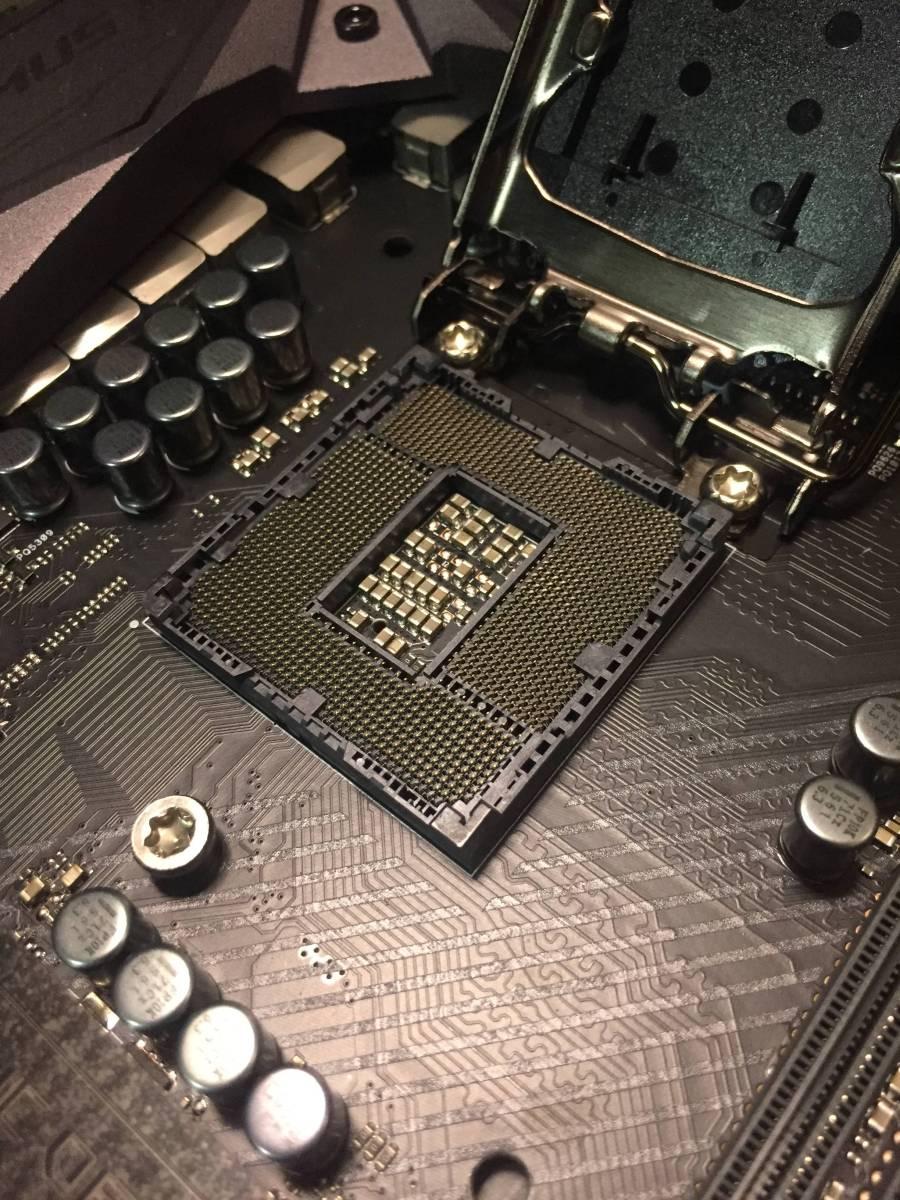 【1円スタート】ASUS ROG MAXIMUS IX APEX Z270 E-ATX LGA1151【未使用品】_画像3