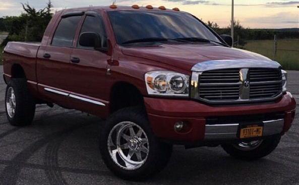 新品、即納 2004-2006 DODGE RAM 2500/3500 Diesel 4WD 3inch BodyLift Kit ボディリフト リフトアップ 3インチ ダッジラム トラック