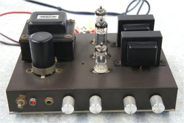 E43612】自作 真空管パワーアンプ SEL パワートランス