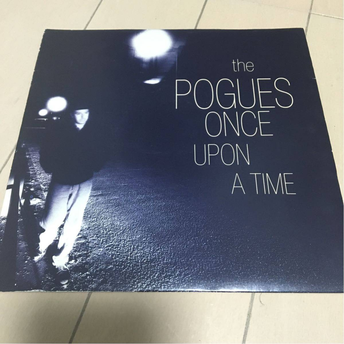 the POGUES / Once Upon a Time 7inch Clash パブロック 入手難 希少_画像1