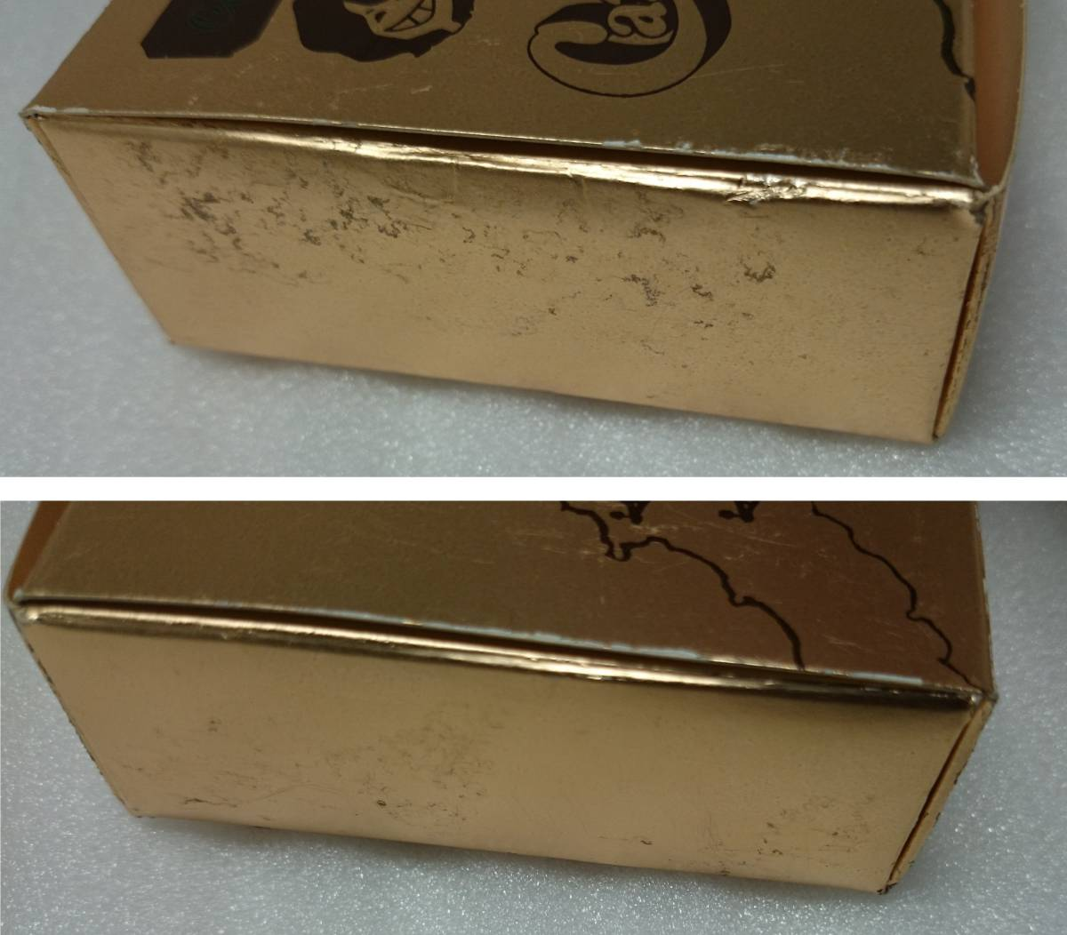 キャンディーズ ファンの集い?椿山荘フルーツケーキ空箱 と アイドルハウスのマッチ3個_画像6