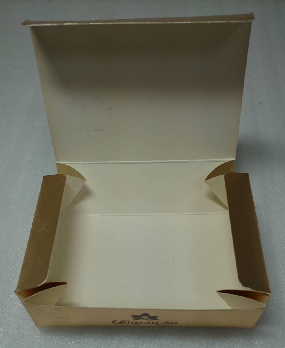 キャンディーズ ファンの集い?椿山荘フルーツケーキ空箱 と アイドルハウスのマッチ3個_画像3