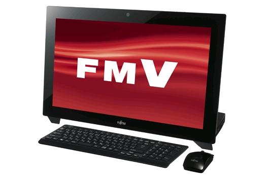 ジャンク品 富士通 一体型パソコン/一体型PC ESPRIMO WH77/M (WW1/M)corei7 4702MQ/8GB 送料込み