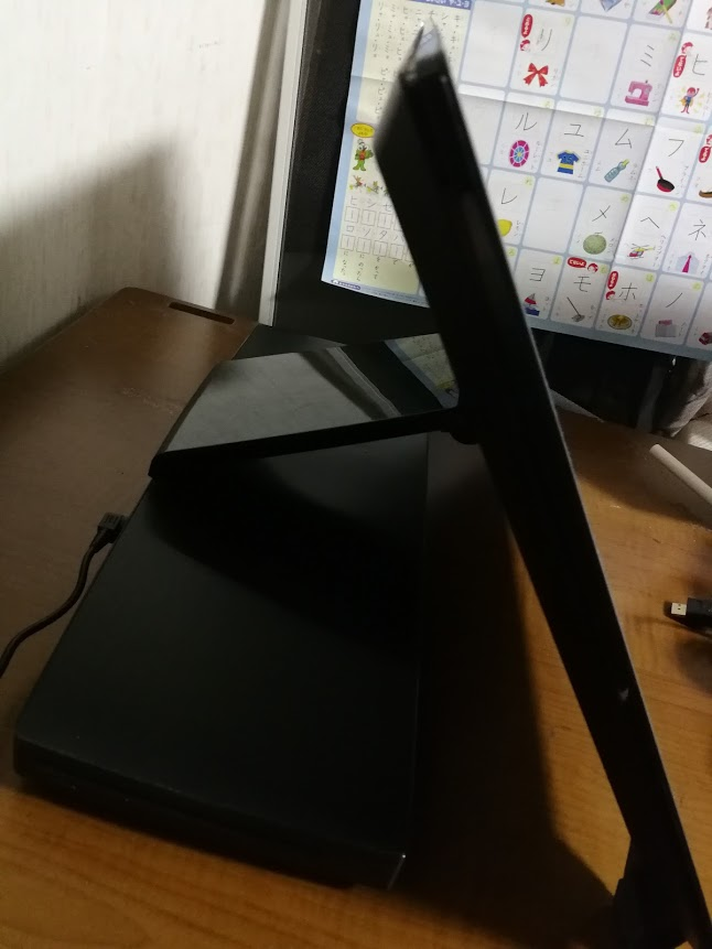 ジャンク品 富士通 一体型パソコン/一体型PC ESPRIMO WH77/M (WW1/M)corei7 4702MQ/8GB 送料込み_画像2