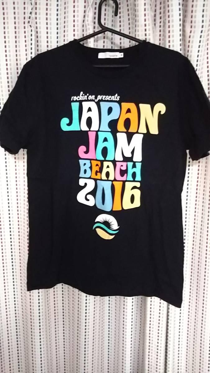 JAPAN JAM BEACH 2016 T シャツ M サイズ