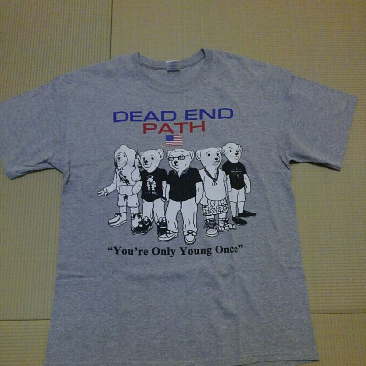 dead end path blind faith Tシャツ セット BBB lockinout polo bear ripoff madball terror hardcore nyhc trapped under ice