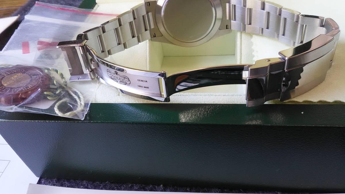 保証付き デイトナ 116520 ブラック 2013年 ホワイト文字盤付き!!_画像4