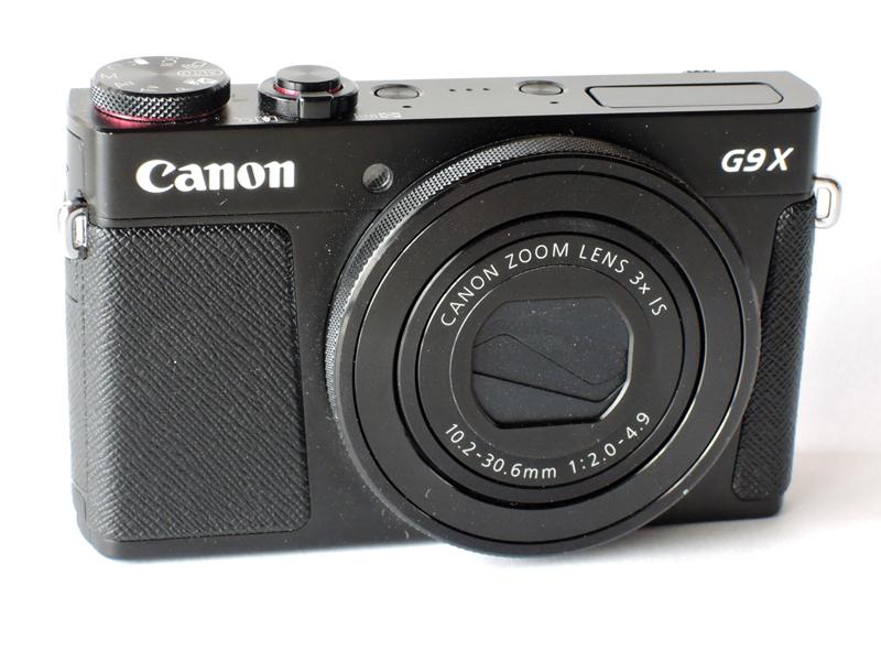 【送料無料・美品】Canon PowerShot キャノン パワーショット G9X 予備バッテリー付