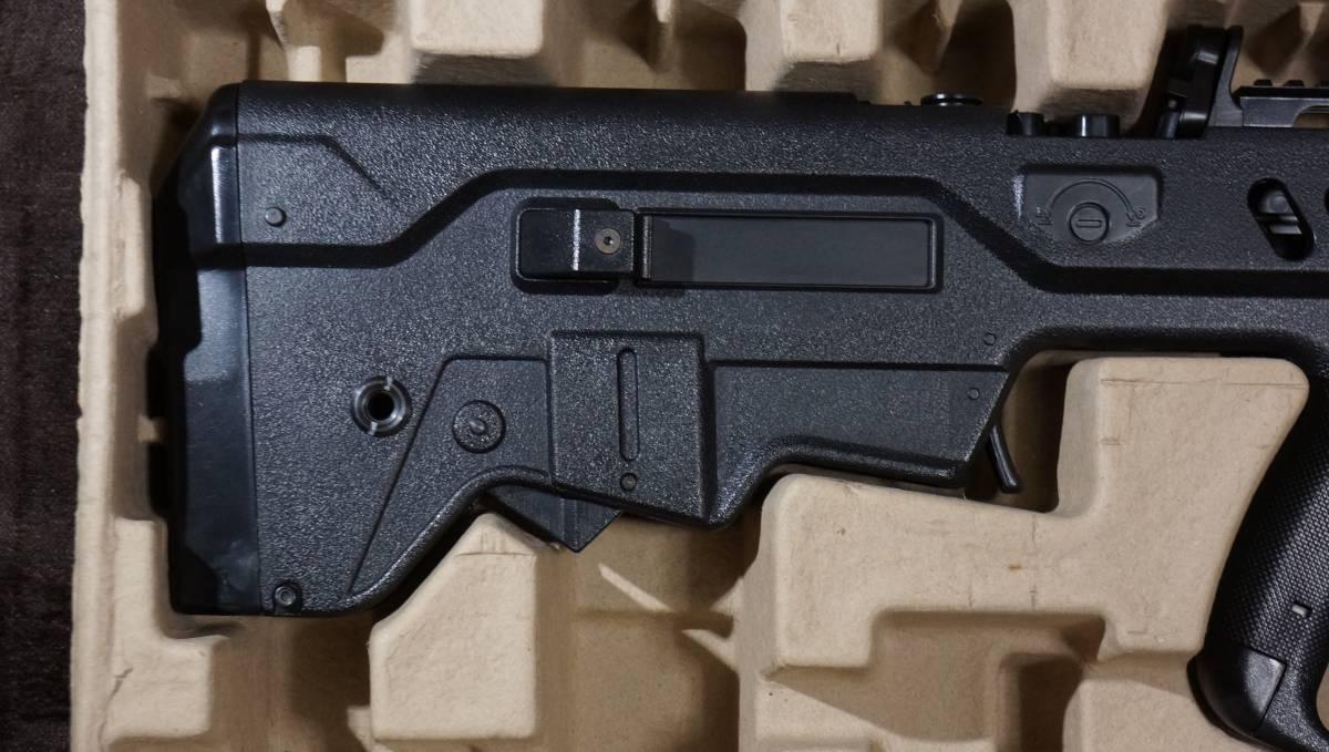 試射のみ 新品同様 S&T タボール T21 BK Explorer Ver. 電動ガン_画像4