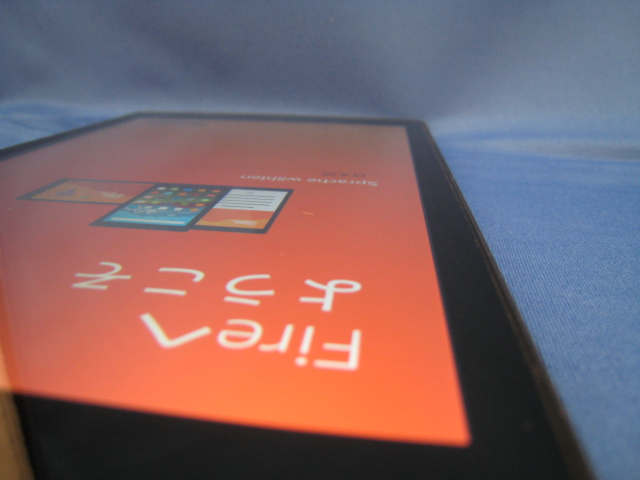 ★☆Amazon Kindle Fire HD 8 タブレット 16GB ブラック 現行モデル☆★_画像2