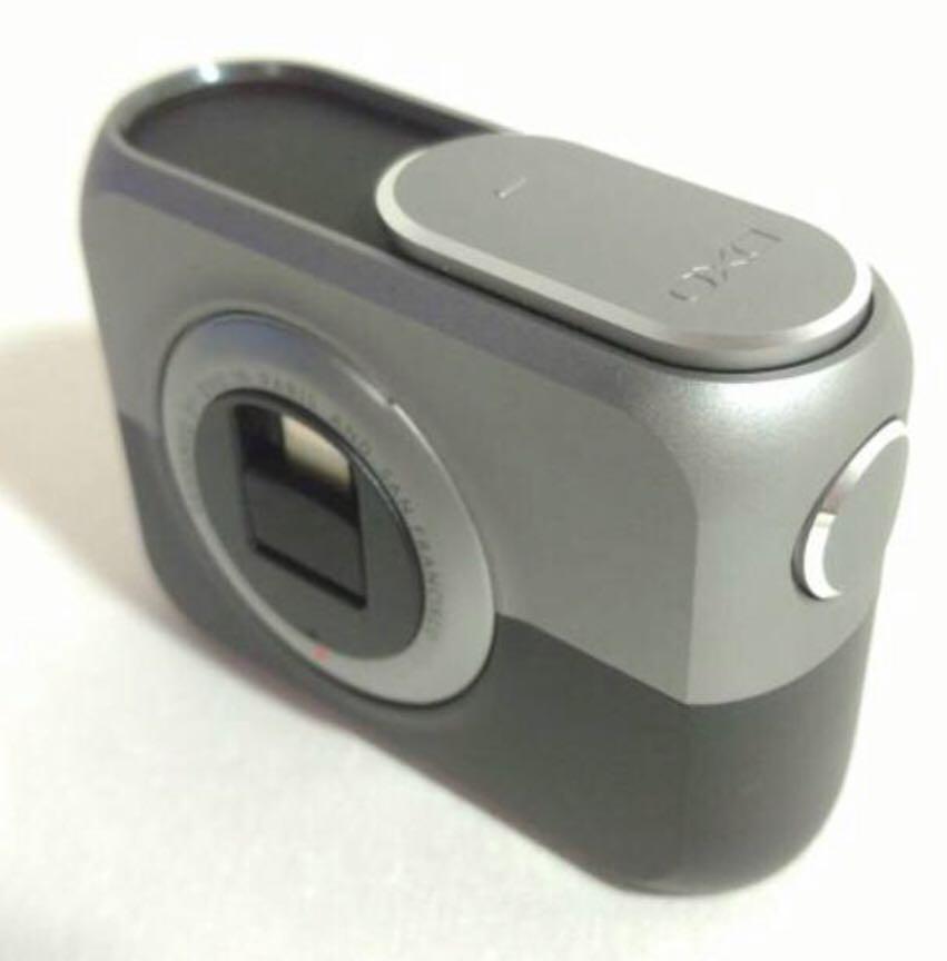 DxO One Lightning コネクテッドカメラ 2…0万画素 iPhone iPad で一眼レフ並の本格写真撮影が可能に microSDカード付き