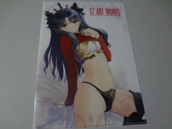 Fate/Grand Order クリアファイル イシュタル 遠坂凛 イシュタ凛 アーチャー T2 ART WORKS Tony FGO コミケ C92