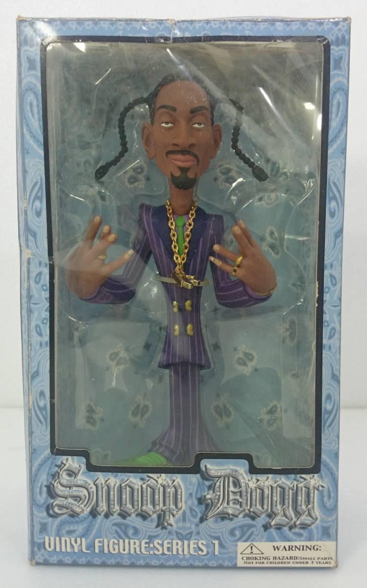 スヌープ ドッグ Snoop Dogg ラッパー Gファンク HIPHOP VINYL FIGURE:SERIES 1