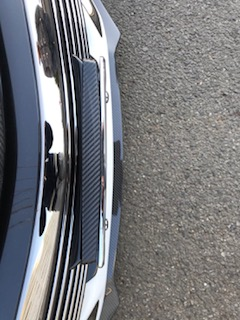 NHP10 アクア G's フロント リップ アンダー スポイラー エアロ 単色 塗装 【国産】_装着例
