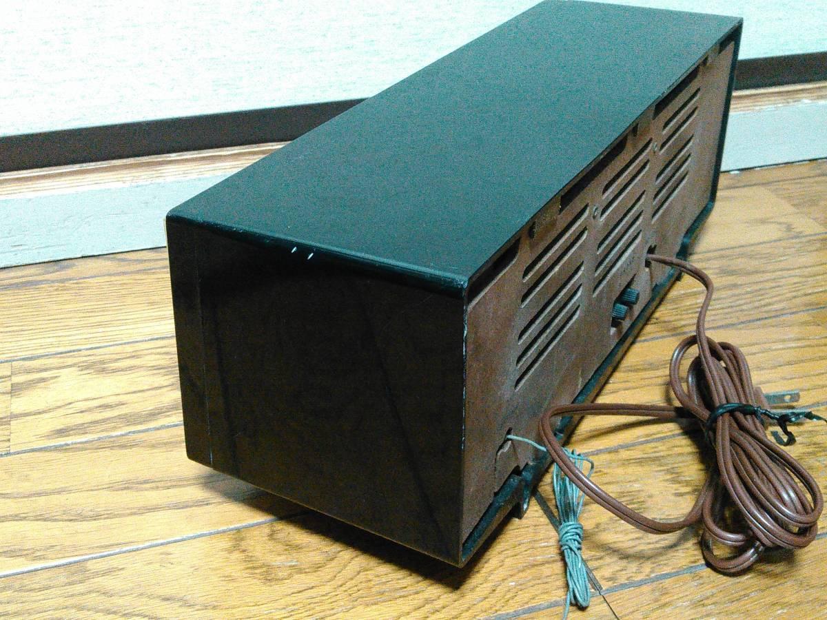 真空管ラジオ オンキョー OS-195 /中古品_画像4