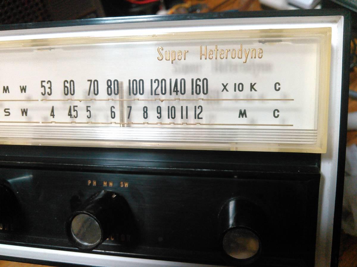 真空管ラジオ オンキョー OS-195 /中古品_画像8