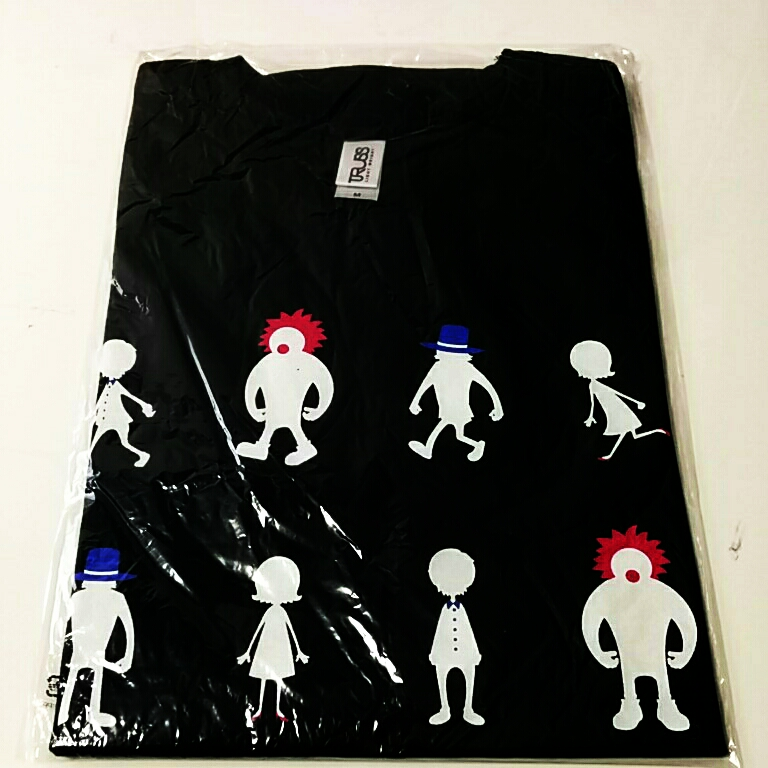 SEKAI NO OWARI HALL TOUR 2012 ライブ Tシャツ Mサイズ セカオワ 3426