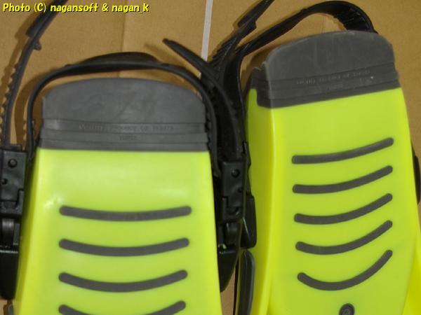 ★即決★ TUSA LIBERATOR-TEN 黄色、レギュラーサイズになるのかな?製品型番不明、明確なサイズ不明なのでジャンク品とします_画像10