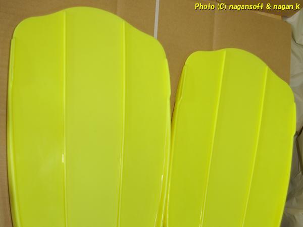 ★即決★ TUSA LIBERATOR-TEN 黄色、レギュラーサイズになるのかな?製品型番不明、明確なサイズ不明なのでジャンク品とします_画像9