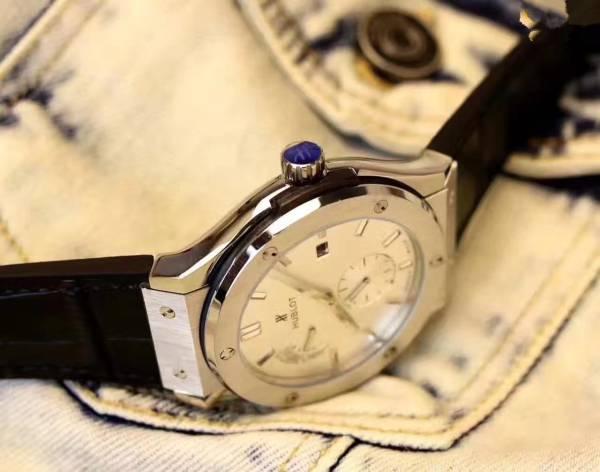 新品 高級感 ウブロ  Hublot メンズ 腕時計 男性 自動巻き_画像2