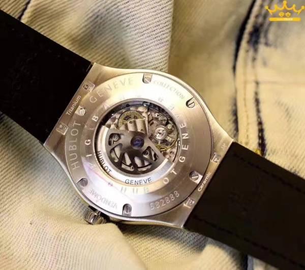 新品 高級感 ウブロ  Hublot メンズ 腕時計 男性 自動巻き_画像3