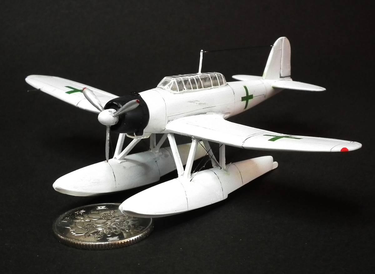 1/144  零式水上偵察機 緑十字機 完成品