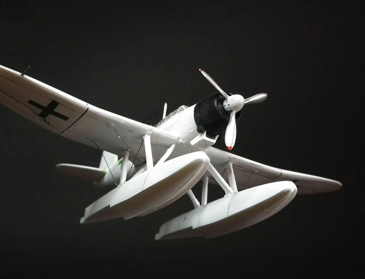1/144  零式水上偵察機 緑十字機 完成品_画像10