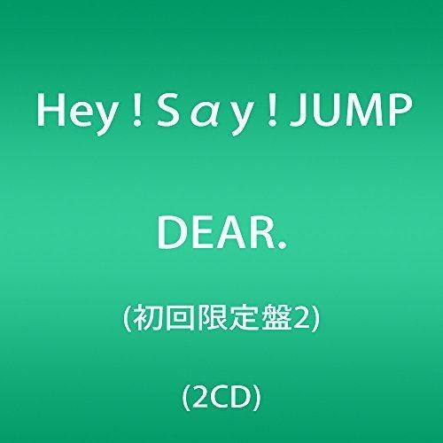 DEAR. 初回限定盤 2 2CD Limited Edition