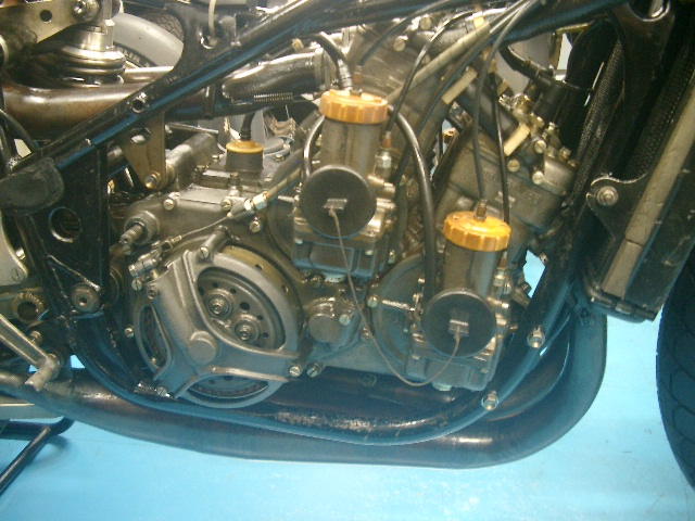 レーサー RGB500 セミワークス 検 RG Γ RGV ガンマ TZ500 RS500 KR500 GP500 レーシング レース用 GP NS500 YZR500 RG500γ RS250 TZ250_画像3