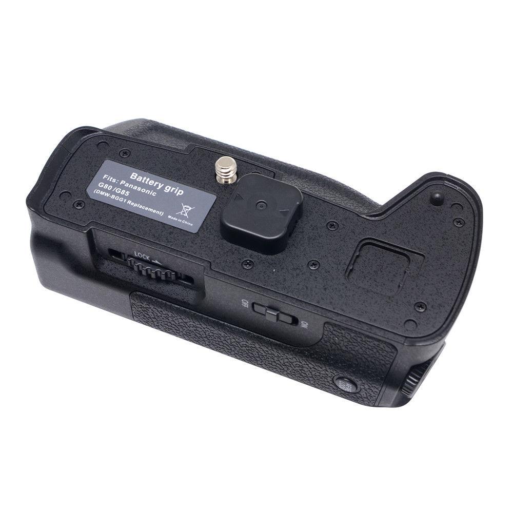 新品 Panasonic パナソニック DMW-BLC12 対応 バッテリーグリップ 純正 互換品 DMW-BGG1 / LUMIX ルミックス DMC-G8 / DMC-G8H_画像6