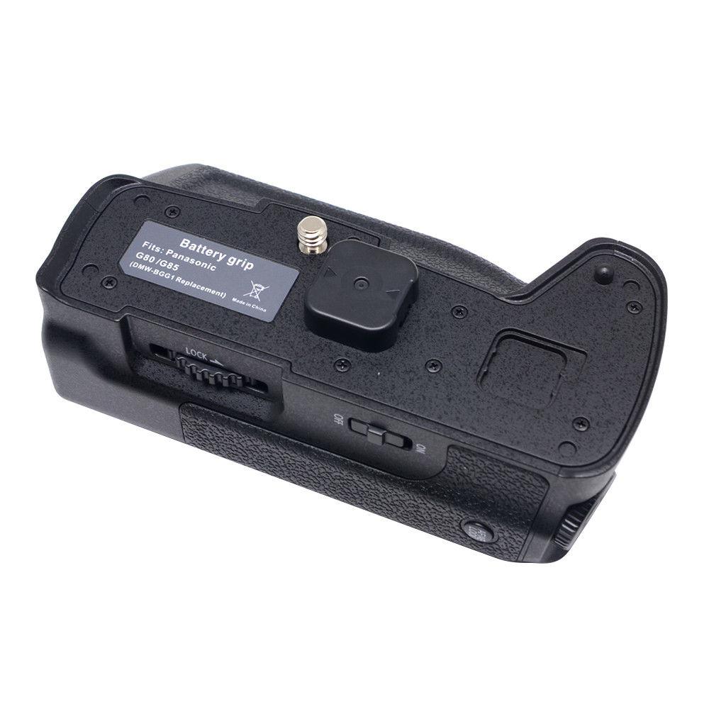新品 パナソニック Panasonic DMW-BLC12 対応 バッテリーグリップ 純正 互換品 DMW-BGG1 LUMIX ルミックス DMC-G8 / DMC-G8H_画像6