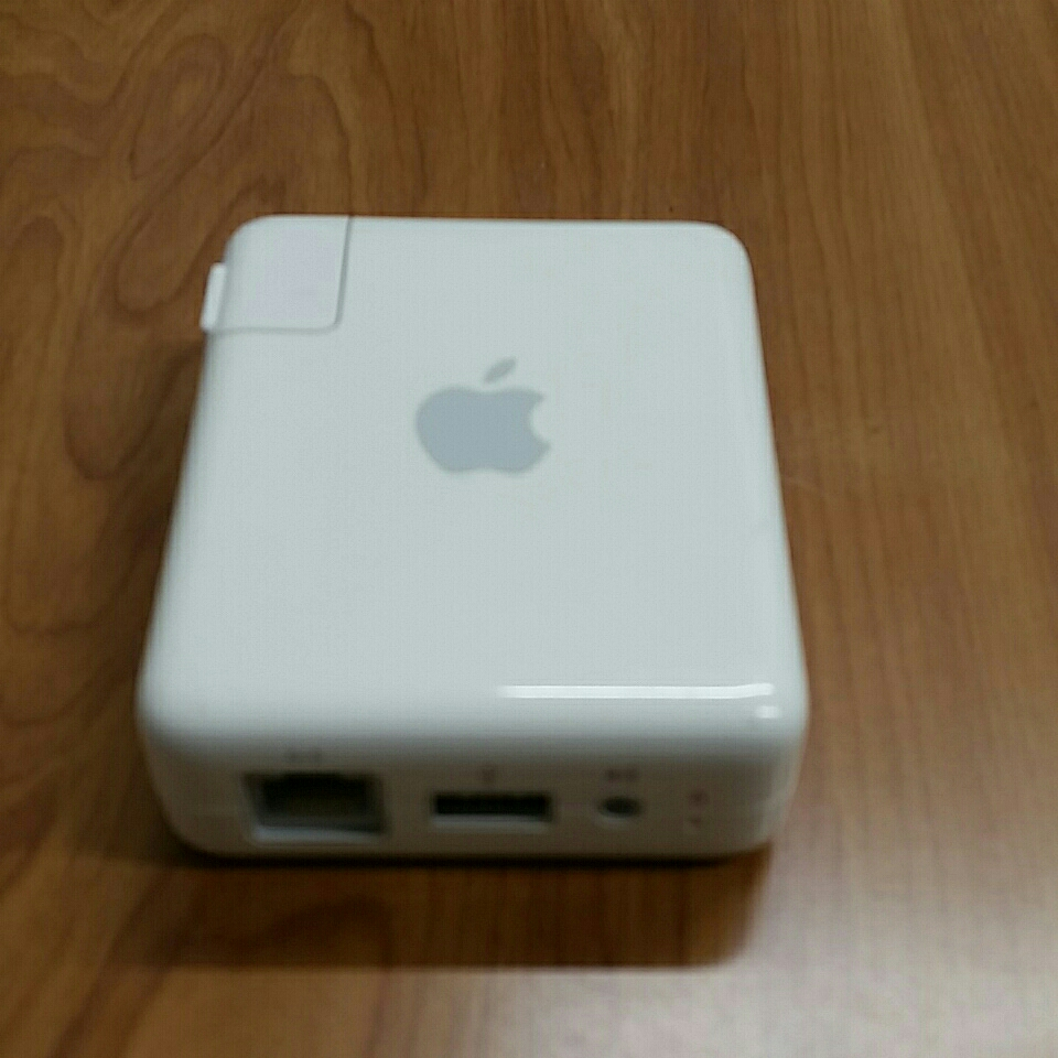 Onejp Japanese Auctions Apple Router Airport Express A 1089 No Warranty