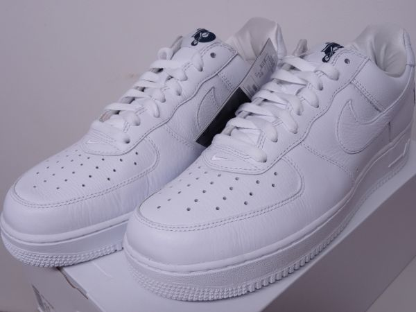 """NIKE AIR FORCE 1 '07 LOW """"ROC A FELLA"""" 29cm US11 AO1070-101 NIKE.com購入 国内正規品 明細書原本付 フォース ロッカフェラ OFF-WHITE"""