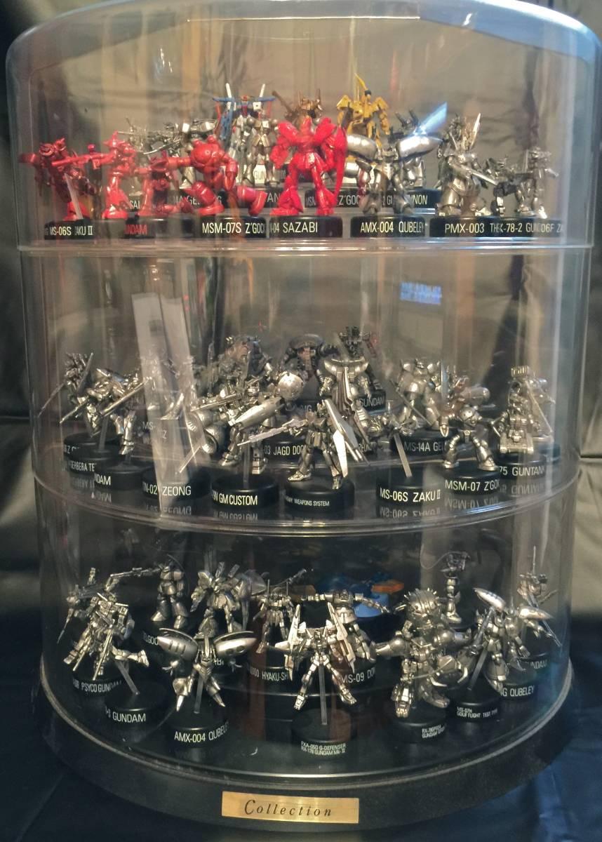 ガンダム ミニフィギュア セレクション 57機 リミテッドエディション 12機 プ