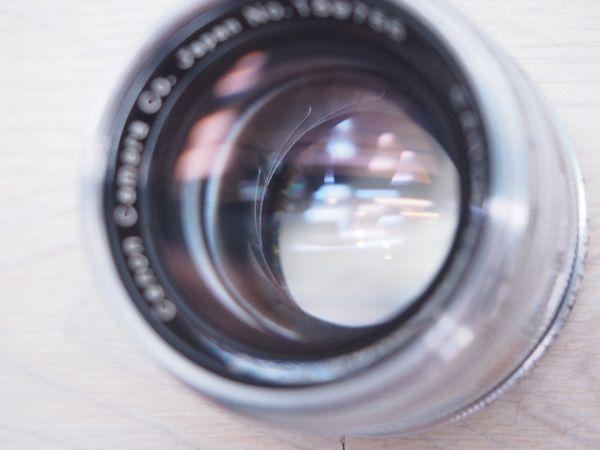※ジャンク品※ Canon キヤノン IID改 2D改型 カメラケース付 フィルムカメラ 一眼レフ F012052_画像3