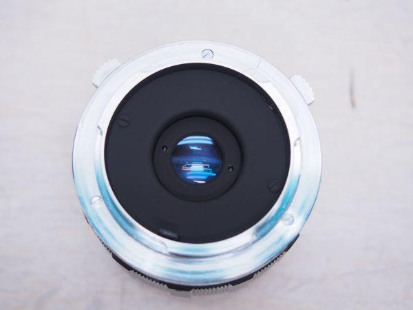 ※ジャンク品※ Canon キヤノン IID改 2D改型 カメラケース付 フィルムカメラ 一眼レフ F012052_画像7