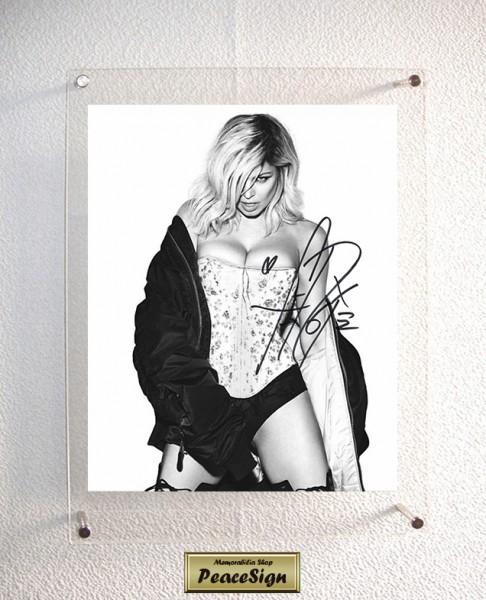 ◆直筆サイン◆ ファーギー / Fergie ◆ Double Dutchess ★送料無料★彡
