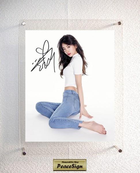 ◆直筆サイン◆ ペ・スジ / Bae Suzy ◆ Miss A / ビッグ ~愛は奇跡<ミラクル>~ / ドリームハイ ★送料無料★彡